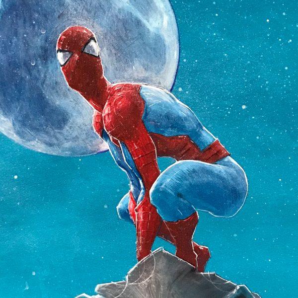 plansze_komiksowe_artesklep_daniel_grzeszkiewicz_gedeon_spiderman_3