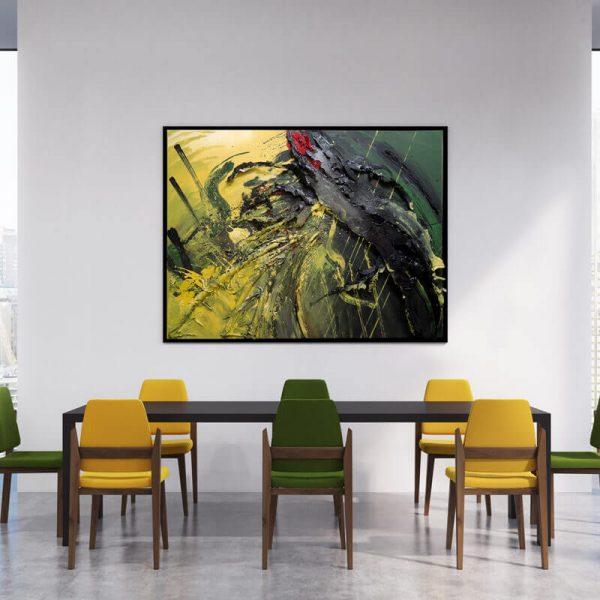 tadeusz baranowski obraz malarstwo