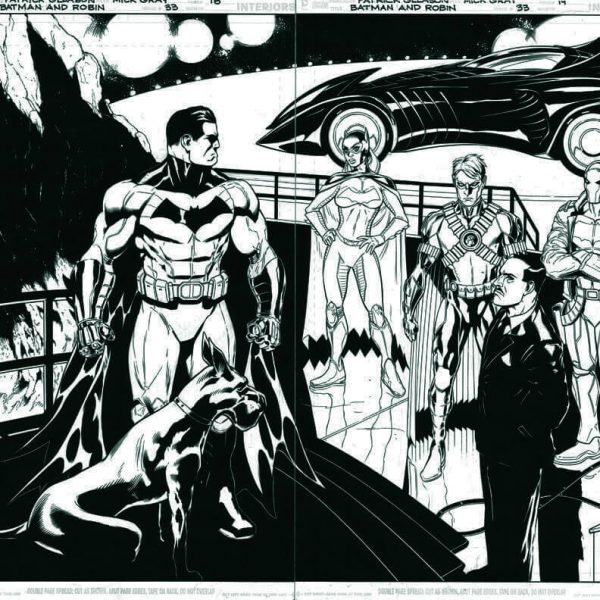plansze_komiksowe_com_batman_and_robin_1_Patrick_glayson_mick_gray_original_comic_art_page