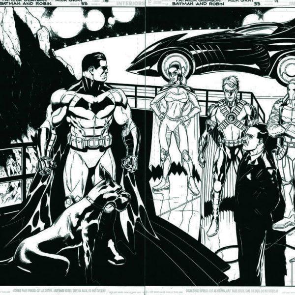 plansze_komiksowe_com_batman_and_robin_1_Patrick_glayson_mick_gray_original_comic_art_page