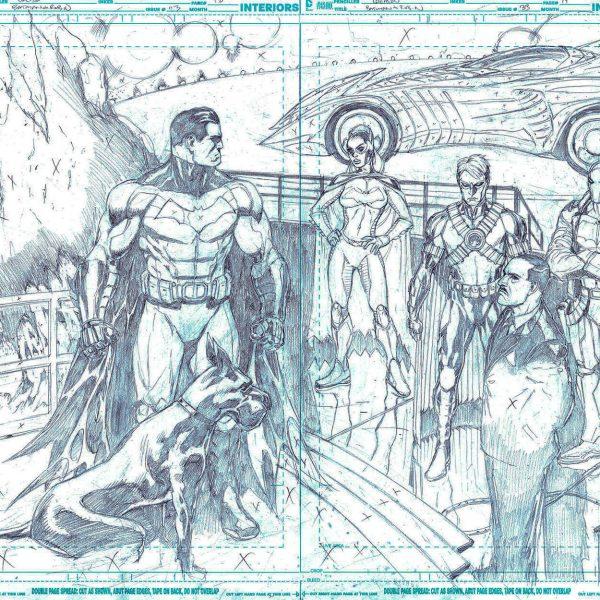 plansze_komiksowe_com_batman_and_robin_2_Patrick_glayson_mick_gray_original_comic_art_page