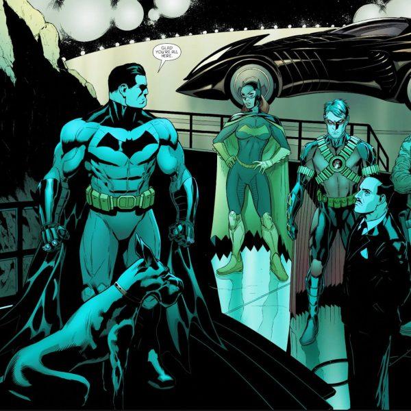 plansze_komiksowe_com_batman_and_robin_Patrick_glayson_mick_gray_original_comic_art_page