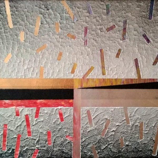 4 Jacek Jarczewski struktury bieli, 80x100 cm